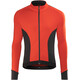 Mavic Cosmic Elite Thermo LS Jersey Men racing red/black
